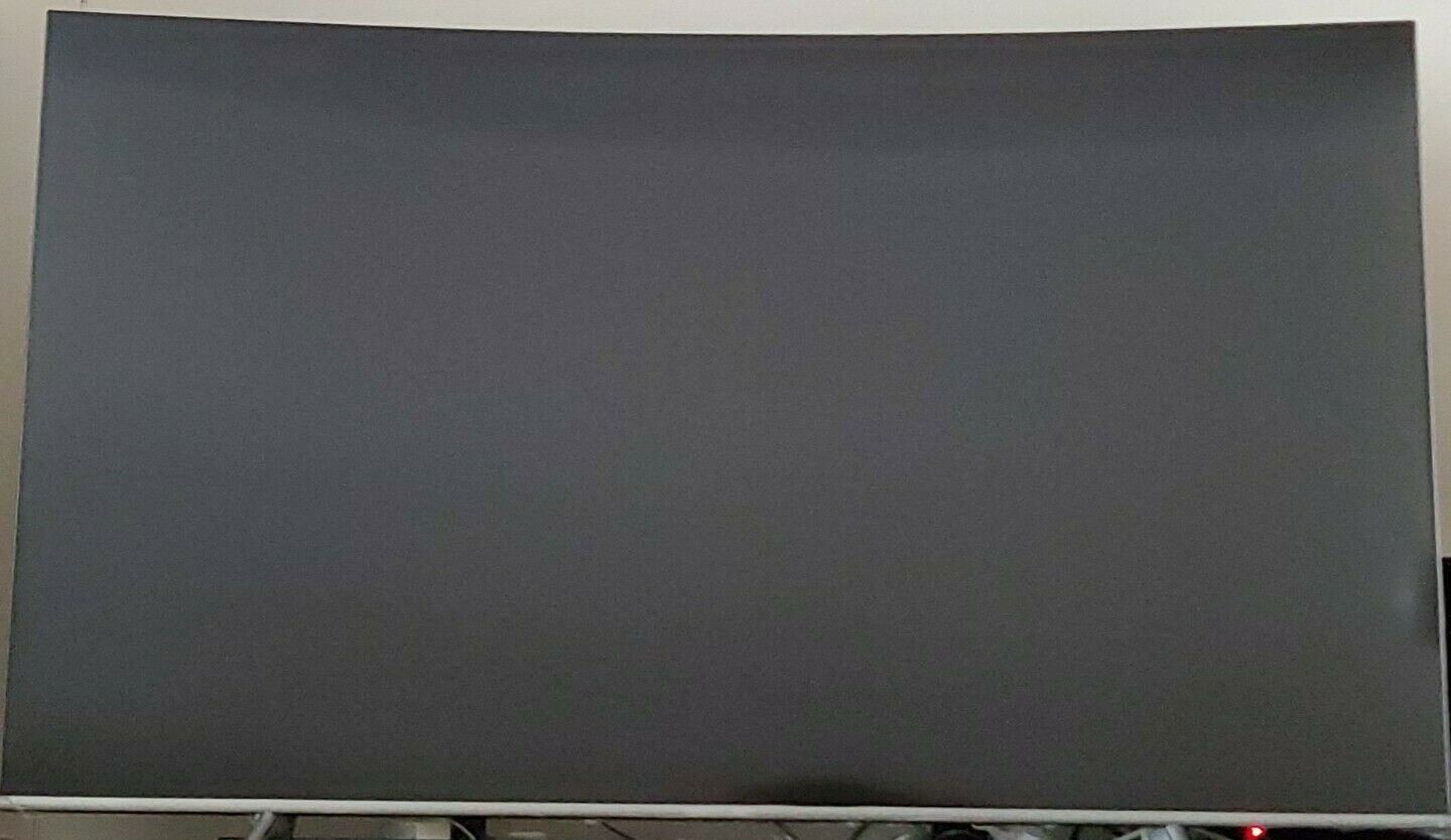 Samsung Smart TV Curved 65