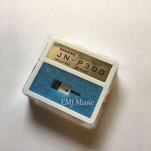 NAGAOKA JN-P300 DIAMOND Stylus Replacement Needle for MP