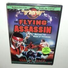 Frontier Martial Arts Wrestling Import USA Zone 1 FMW - The Flying Assassin