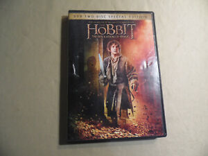 The Hobbit The Desolation of Smaug (Used DVD Sale) Free Domestic Shipping