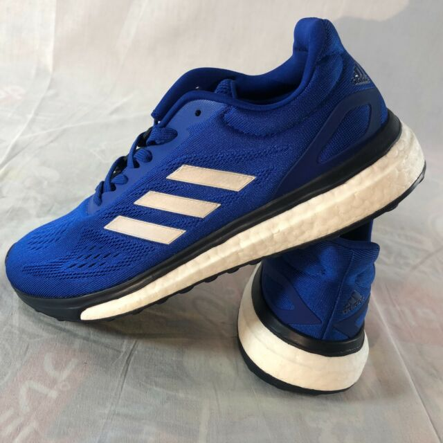 Adidas Boost Response Limited LTD Size 6 Sonic Drive Blue Running Shoes NEW