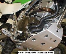 Kawasaki KLX 250S 06-16 Dual Sport/Guide/Skid plate by Flatland 24-50