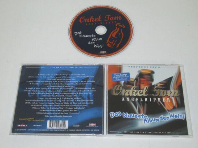 Onkel Tom Angelripper/The Blaueste Album the World (Gun 191) CD Album