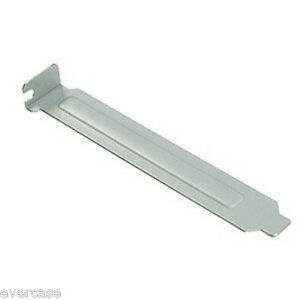 Full-size-PCI-slot-covers-Metal-blanking-plates-with-screws-7-pcs