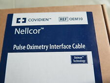 Covidien Nellcor Oem10 Pulse Oximetry Interface Cable 10 Feet
