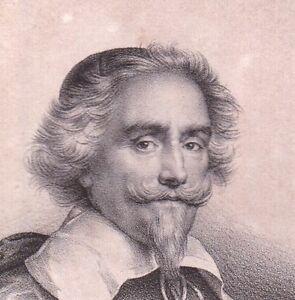 Portrait-XIXe-Cardinal-Louis-de-Lorraine-Dampierre-en-Yvelines