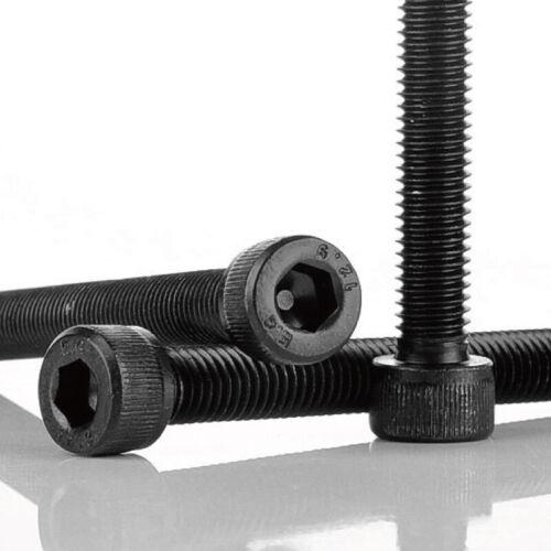 Alloy Steel M6 Hex Socket Screw Full Thread High Strength Hex Barrel Head Screws