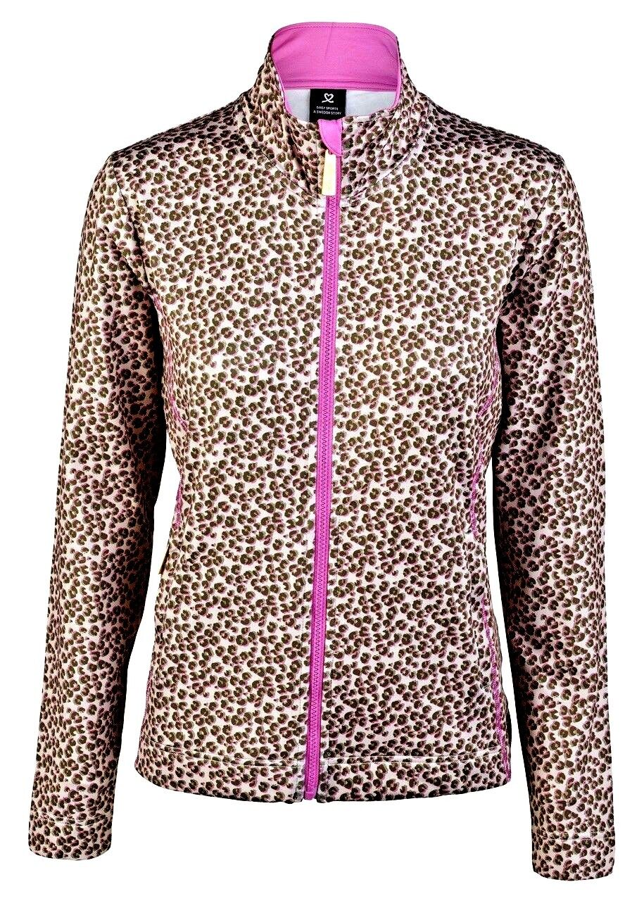 Daily Sports Jenny Leopard Cardigan  S M L