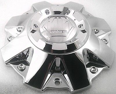 C108040c01 Mayhem Riot Warrior Missile Chrome Wheel Rim