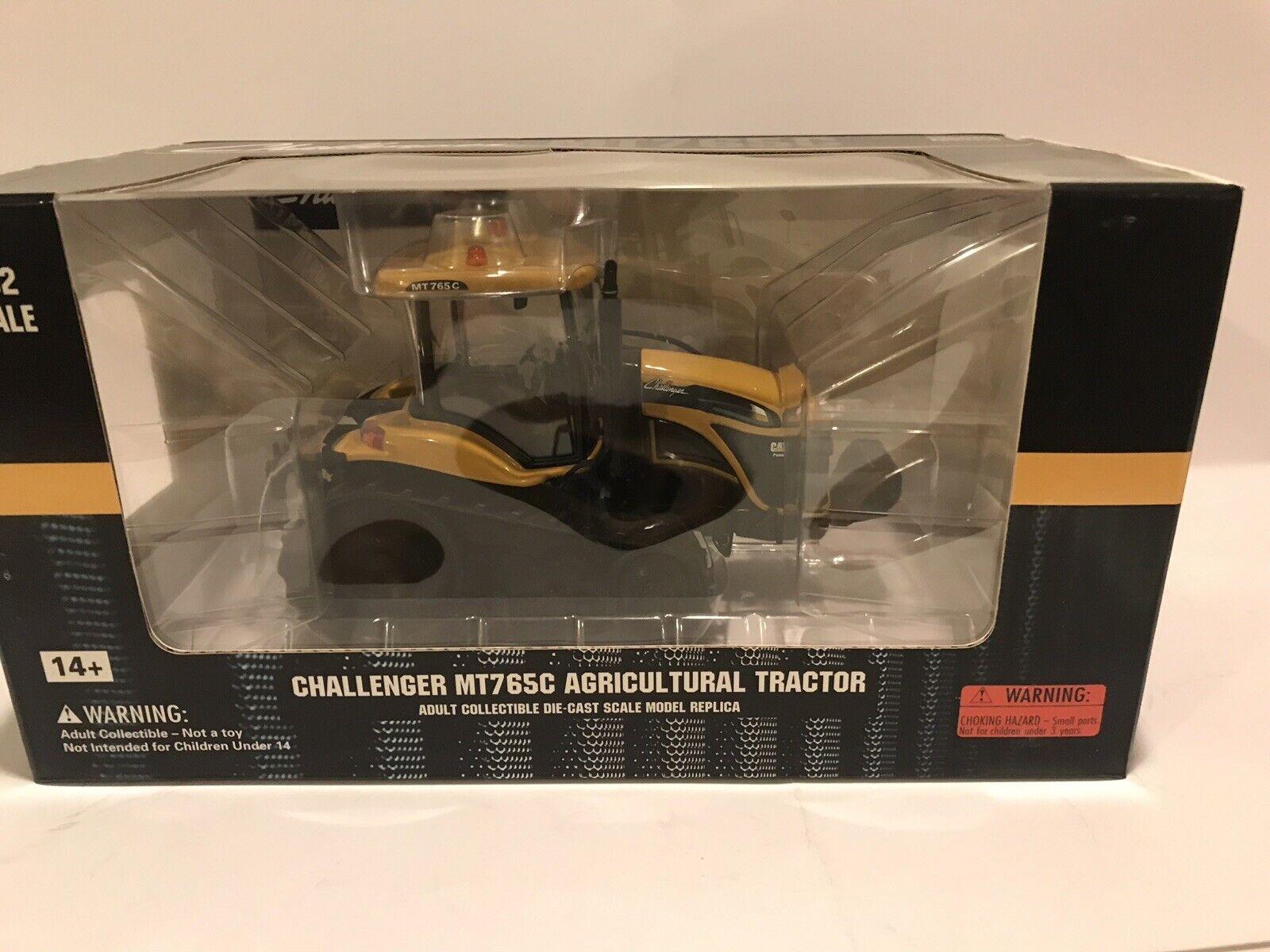 1 32 SCALE CATERPILLAR MT765 C CHALLENGER TRACTOR NORSCOT