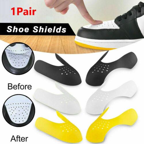 Anti-Crease Sneaker Shields Force Fields Sneaker Decreaser Shoe Toes Protector
