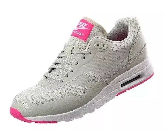 Women's Nike Air Max 1 Ultra NEW Grey 7.5 / Pink  Size 7.5 Grey BNIB d2b383