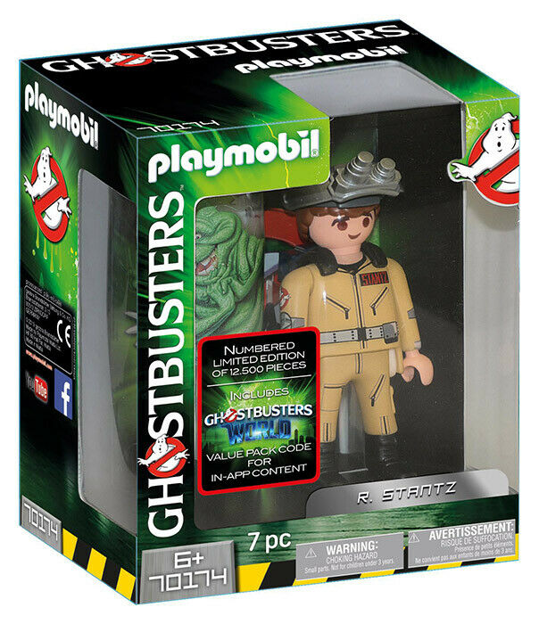 PLAYMOBIL Ghostautobusters Coll. Ed. RStantz 70174 PLAYMOBIL