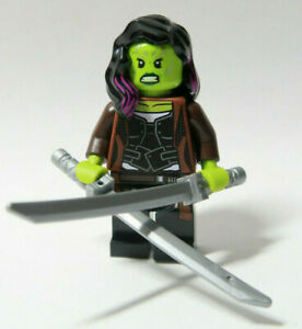 NEW Gamora Minifigure USA Seller