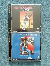 Philips CD-i BEVERLEY HILLS COP I + II Video CD Digital Video Movie VCD