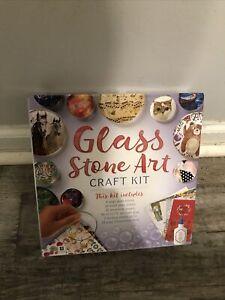 Piedra-de-cristal-kit-de-artesania-de-arte-Juguete-Regalo-De-Navidad-Artesania