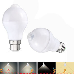 PIR-Sensor-Motion-Light-Smart-Bulb-LED-Lamp-Auto-ON-OF-AC-85-265V-10W-E27-B22