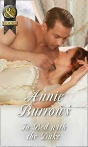 In-Bed-With-The-Duke-Historical-Burrows-Annie-Very-Good-Book