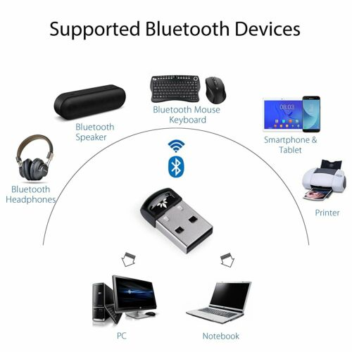 Avantree USB Bluetooth 4.0 Adapter Dongle for PC Laptop Computer Desktop Stereo