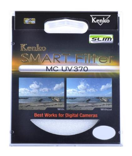 Kenko por Tokina 37MM Inteligente Multicoated Filtro UV Protección contra Rayos