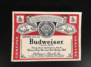 Marketing Campaign for Budweiser