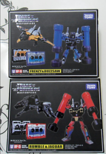 Takara-Transformers-MP-15-Rumble-amp-JaguarMP-16Frenzy-amp-Buzzsaw-kids-toys-gift