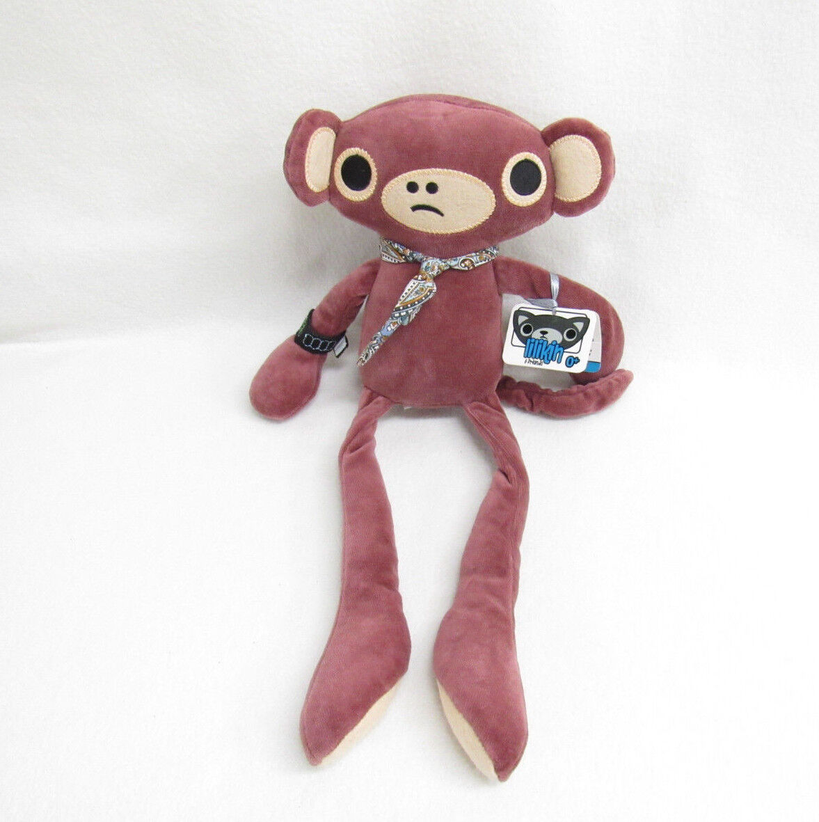 VHTF LILIKINS ELEVEN MONKEY STUFFED PLUSH TOY
