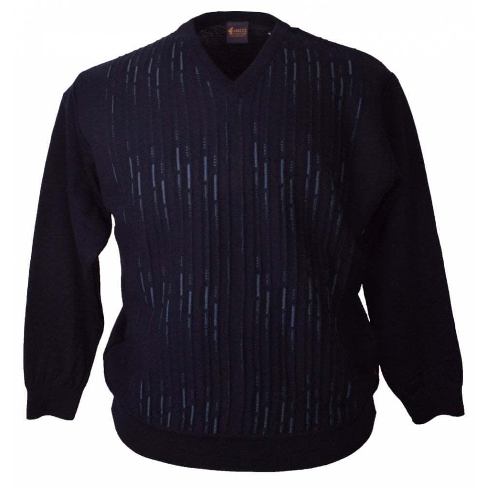 Gabicci Fashion Con Motivo Maglione Scollo a V V V ad5878