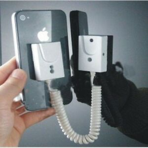 10x Mobile Cell Phone Dummy Wall Mounted Display Holder