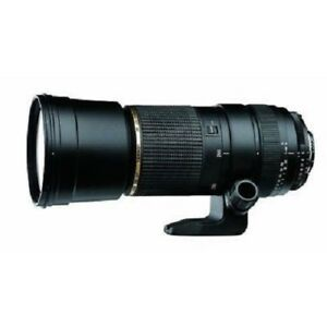 Di USED 3 Tamron 5 A08E FREE 6 for SP AF Canon Excellent f 200 LD SHIPPNG 500mm FRzFqrw