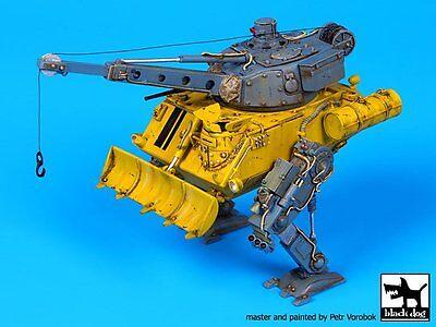 """Black Dog 1/72 XP-ARV """"Little John"""" Model 268 QT Mech Walker Robot SFT72006"""