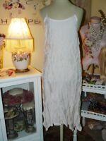 Pretty Angel Clothing Lavish Creamy Ivory Slip Dress Top-shirt Extender L