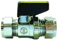 B15-01223 Mini Robinet À Boisseau Sphérique Extrémités De Compression 6mm Tuyau
