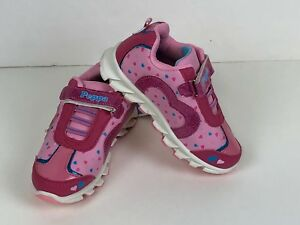 Girls Toddler Peppa Pig Light Up Pink