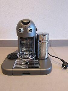 krups nespresso gran maestria kaffeemaschine xn 8105 99. Black Bedroom Furniture Sets. Home Design Ideas