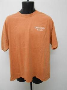 Nuevo-Pensacola-Fl-Florida-Adulto-Hombres-Talla-L-Grande-Camisa