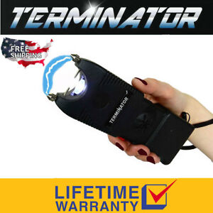 Terminator-Max-Power-Police-Stun-Gun-Ear-Piercing-Siren-Blinding-Flashlight