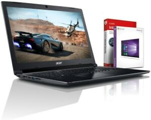 Acer Ultra Gaming Notebook 17.3 i7 10510U 4.9GHz 20GB 1TB SSD Geforce MX250 DDR5