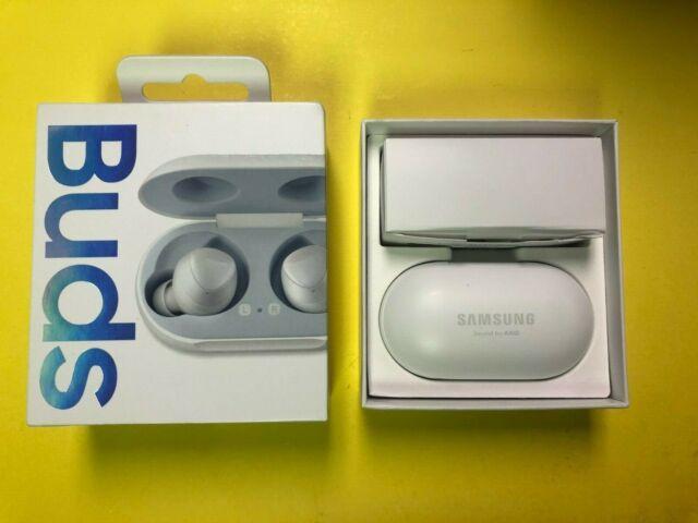 Samsung Galaxy Buds Wireless In-Ear Headset - White (SM-R170) 2019