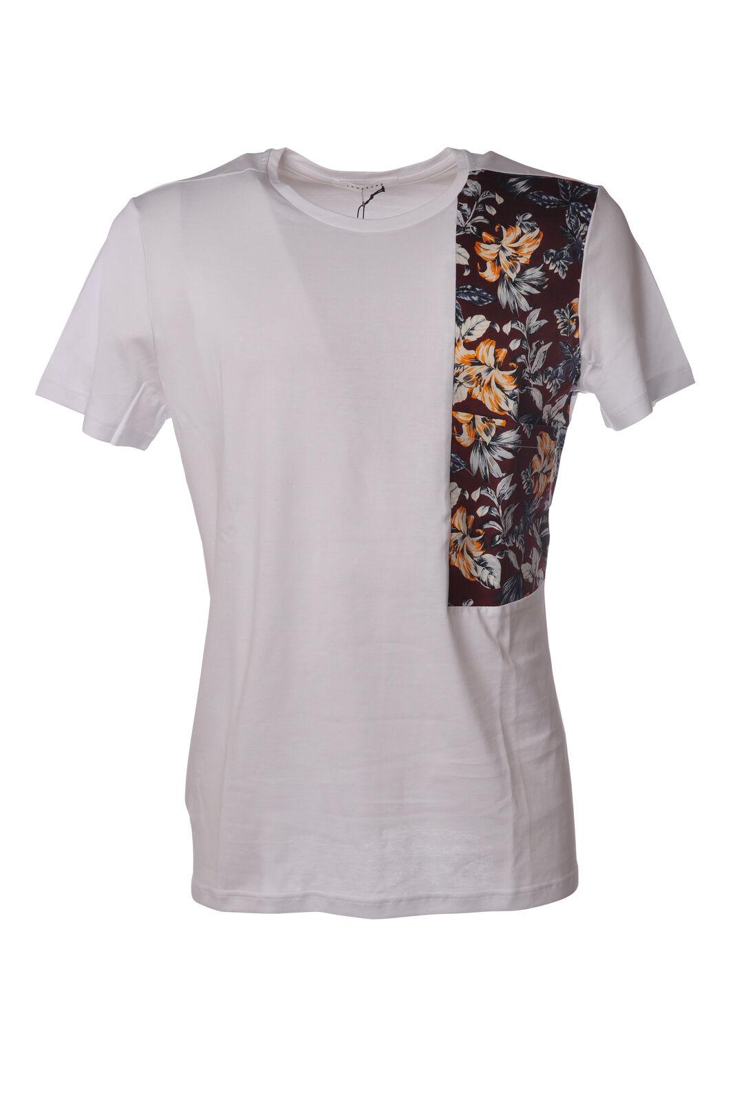 Niedrig Brand - Topwear-T-shirts - Man - Weiß - 5251908G185317