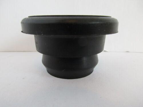 BLACK RUBBER VALVE COVER OIL CAP PUSH IN STYLE SBC BBC SBF 289 327 350 454 #9373