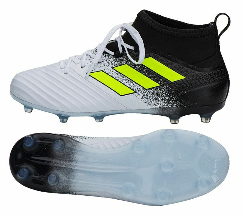 Adidas Ace 17.2 Primemesh FG  Uomo Football Stiefel UK 8 US 8.5 EUR 42 REF 3355