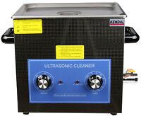 PRO 540 Watt 9 Liter (2.38 gal)  HEATED ULTRASONIC CLEANER HB-49MHT