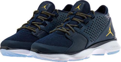 Nueva zapatos!!!Obsidian 833969-405 Hombre Jordan Flow zapatos!!!Obsidian Nueva / MTLC Oro 95f9e5
