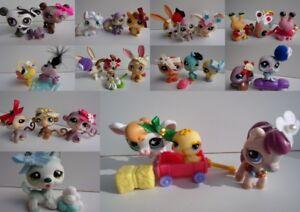 Littlest pet shop Lps chien lapin panda ours etc...+ Accessoire- LOT AU CHOIX -I