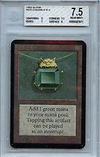 MTG Alpha Mox Emerald BGS 7.5 NM+ Magic WOTC Card 7871 SB