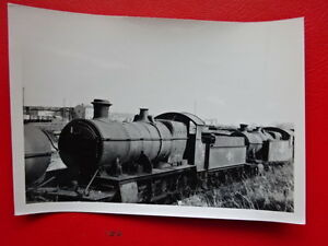 PHOTO  GWR CLASS 43XX LOCO NO 5322 AT BARRY SCRAPYARD 3368 - Tadley, United Kingdom - Full Refund less postage if not 100% satified Most purchases from business sellers are protected by the Consumer Contract Regulations 2013 which give you the right to cancel the purchase within 14 days after the day you receive th - Tadley, United Kingdom