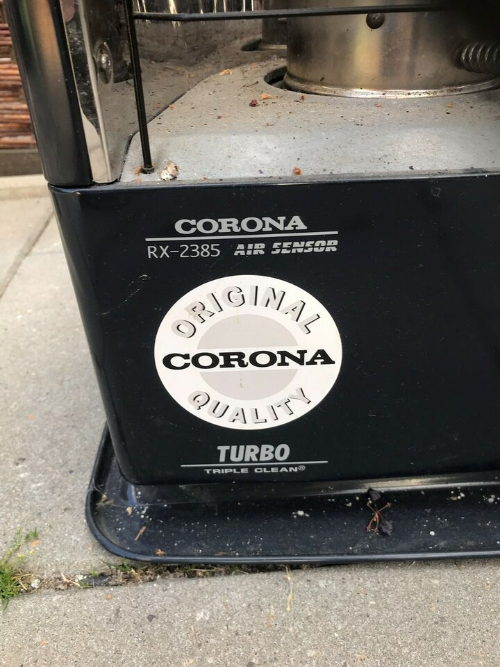 Petroleumsovn, Corona