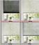 Colours Studio Aluminium Venetian Blind In Various Colours /& Sizes Easy Fit