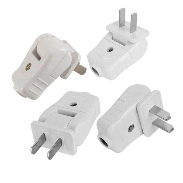 Light Duty  Straight Blade  Residential Polarized Plug  2 Wire Plug Non